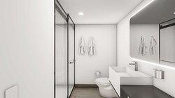 Premium Cabin bathroom