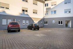 Parking Novum Hotel Bruy Stuttgart