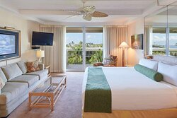 Aston at The Whaler on Kaanapali Beach - Studio Ocean View Premium Living Area & Bed