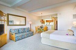 Aston at The Whaler on Kaanapali Beach -  Bedroom Area