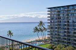 Aston at The Whaler on Kaanapali Beach 1 Bedroom 2 Bathroom Ocean View - Balcony
