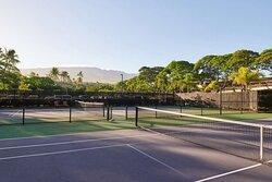 Aston at The Whaler on Kaanapali Beach - Exterior Tennis Court