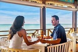 Sanctuary Cap Cana Blue Marlin Restaurant Couple