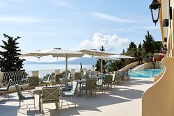 Aquavit Pool Restaurant