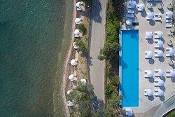 KAIRABA Mythos Palace pool and beach