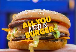 All You Need Is Burger Arras