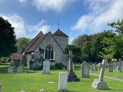 Commonwealth War Graves, St Simon & St Jude's Church