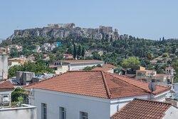 Acropolis Suite view