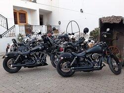 Estacionamento privado e gratuito para motas
