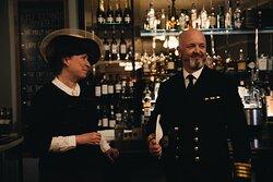 Titanic Themed Murder Mystery Event