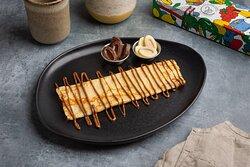 Crepe Chocolate - (Chocolate Valrhona)