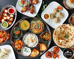 Gorkha  also VEGAN food.