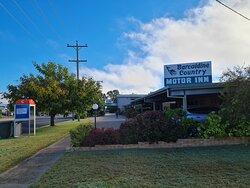 Barcaldine Country Motor Inn.