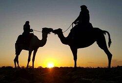 Desert tour from Marrakech