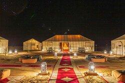 Merzouga tour from Marrakech Desert Camp