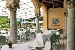 Florio Restaurant terrace