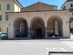 Chiesa di San Rocco - Sondrio.