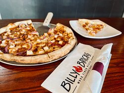 With specialties like BBQ Chicken & Smoked Gouda, you can't go wrong with trying something new for dinner!