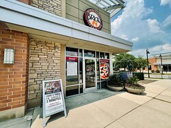 Naperville location storefront.