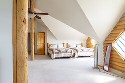 Room 301: The Summit, located in the Mountain View Lodge at Country Cabins Inn