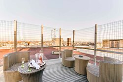 Hotel Continental by HappyCulture Collection Bordeaux Suite SKY
