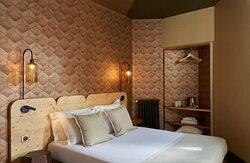 Hotel Konti By HappyCulture Bordeaux Chambre Double