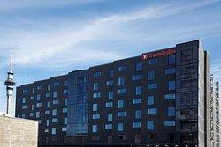 travelodge hotel wynyard quarter auckland exterior