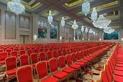 Grand Ballroom - Theatre-Style Meeting