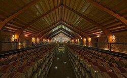 Hacienda Zorita Wine Cellar