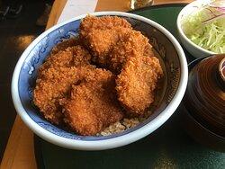 メガソースカツ丼