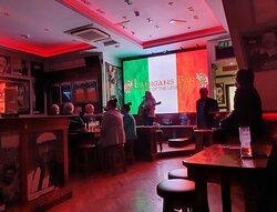 Lanigans Irish Pub in Liverpool Buisness District