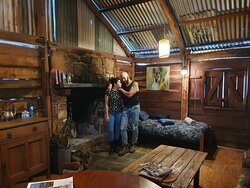 Best Australian authentic log cabin for me!