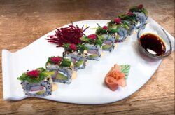 Wakame kalil roll
