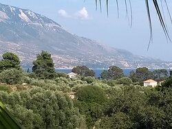 Great views from Vassaliki