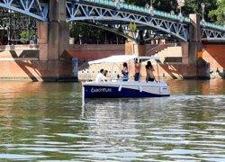 Naviguer à Toulouse : les caboteurs ; location de bateaux électriques sans permis !