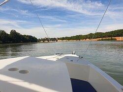 Une navigation simple, sécuritaire et détendante chez Les Caboteurs !