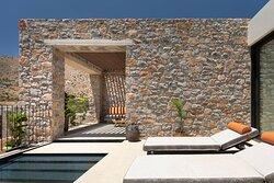 One Bedroom Residence - Outdoor Terrace