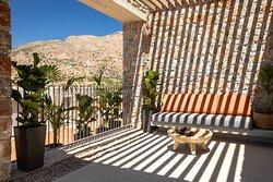 Core Open Plan Suite - Outdoor Terrace