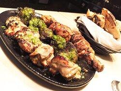 Grilled Chicken Tikka
