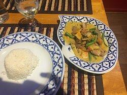 Curry de canard