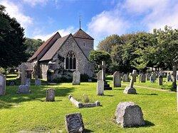 5.  St Simon & St Jude Church, East Dean, East Sussex