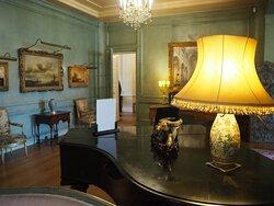 Pleasant rooms