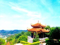 Another bell house of Tay Thien zen monsastery