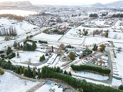 Our place, in the heart of Wanaka's winter wonderland!