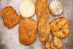 Bio Grillzeit Specials wie Kraftbrot oder Hanffladen
