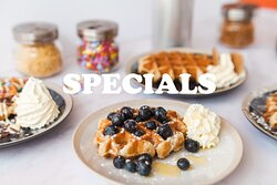 Our mouthwatering specials are a hit