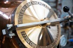 Our Müller Still, Rebel City Distillery.
