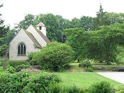 the chapel...