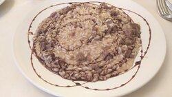 risotto con salsiccia di Bra