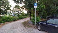 il parcheggio